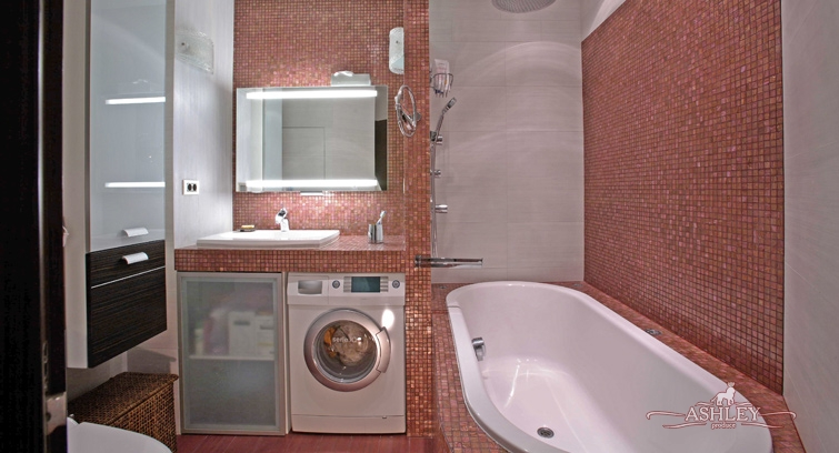 Дизайн ванны 5 кв.м