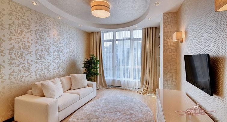 Интерьер гостевой комнаты в квартире фото